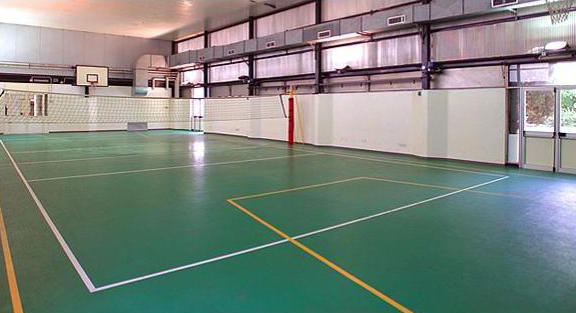 Badminton Courts Kriskindu Inc